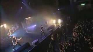 Sum 41 performing Hooch.