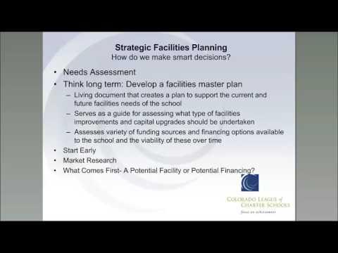 Charter School Facilities Overview