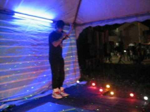 DjLah kukur&JOJO rupa&harta  di pesta pantai ROMPIN PHG 2012
