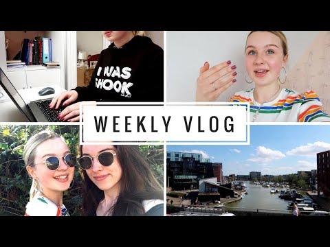 WEEKLY VLOG #3 | a very average week (this vlog is boring)
