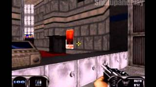 Duke Nukem 64 Gameplay