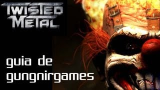 Twisted Metal HD - Parte 1