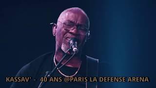 KASSAV' - LIVE MWEN DIW AWA - PARIS ARENA LA DEFENSE