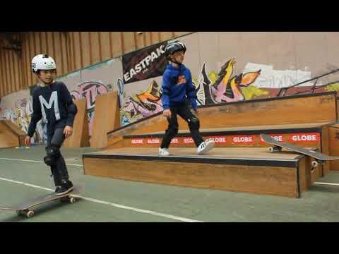 Vidéo Du Collège Sainte Anne Au P.L.O Skate Club