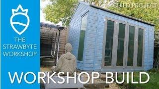 Build a Garden Workshop in a Weekend