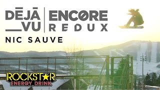 Deja Vu Encore Redux - Nic Sauve