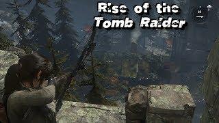 Der erste Blick ins Tal, Rise of the Tomb Raider #17