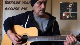 Guitar tutorial - Before you accuse me - by Joe Murphy
