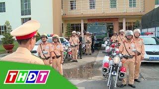 Bộ Công an đề xuất công khai tên, số điện thoại của cảnh sát giao thông | THDT