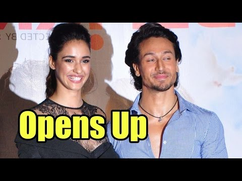 Tiger Shroff Opens Up About His Realtionship With Disha Patani
