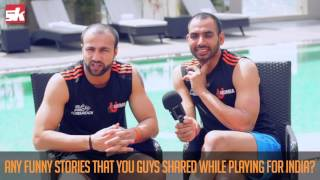 Interview with Anup Kumar and Rakesh Kumar from U Mumba