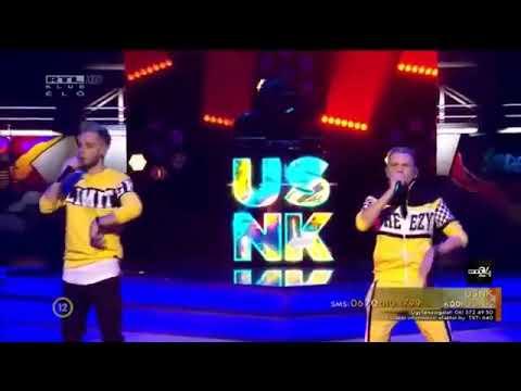 USNK - Széééééétcsaptam ( Music Video)