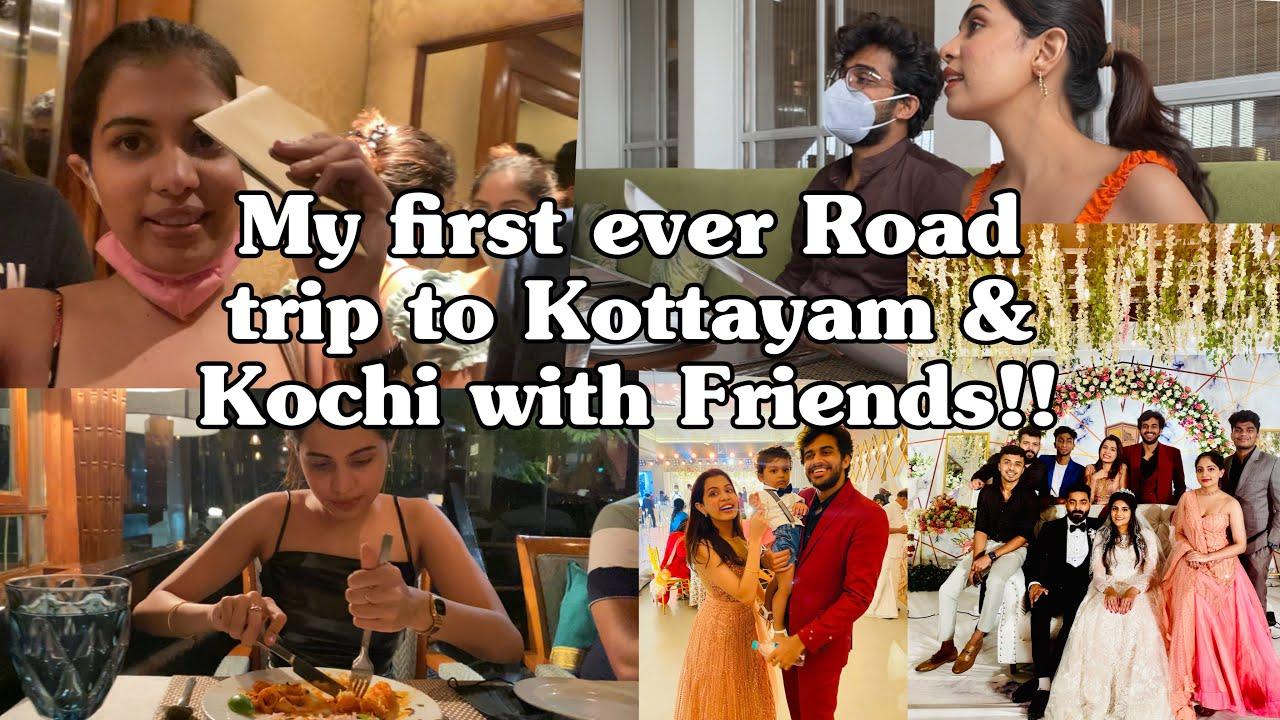 Download My first ever road trip to Kottayam & Kochi with friends | Diya Krishna | Ozy Talkies