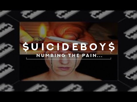 $UICIDEBOY$ - NUMBING THE PAIN, BECAUSE NERVES ARE OVERRATED /// LEGENDADO