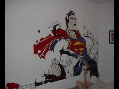 Aus Artist Acrylic Paint Murals