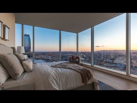 LUXURY APARTMENT | Incredible luxurious Metropolis Penthouse in Los Angeles.