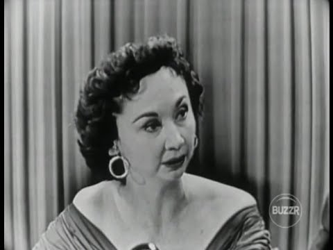 What's My Line? - Dorothy Lamour; Feb. 20, 1955