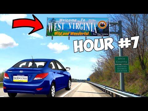 ROAD TRIP TO WEST VIRGINIA!