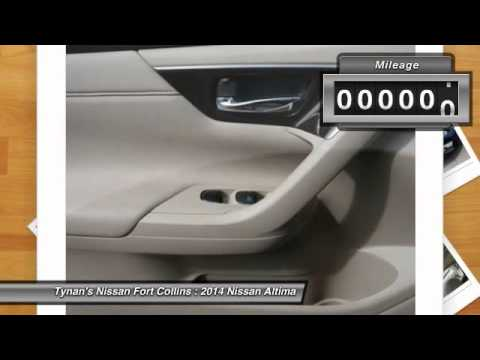 2014 Nissan Altima Fort Collins CO 240337