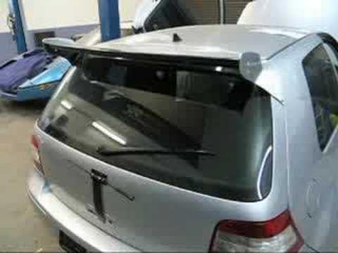 flying tiger making of a vw golf mk4 dream car youtube. Black Bedroom Furniture Sets. Home Design Ideas