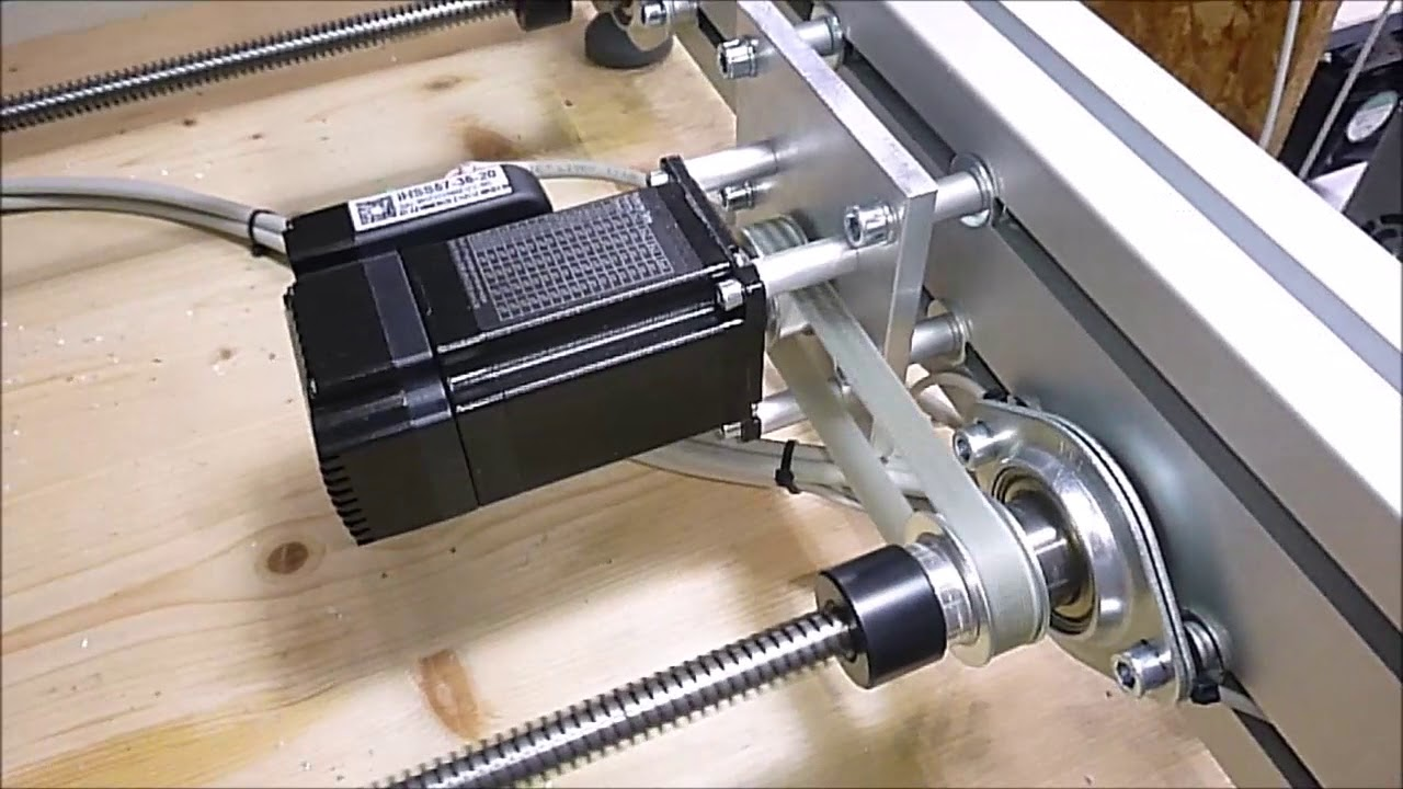 2Nm NEMA23 Hybrid Closed Loop Schrittmotor Servo Motor Treiber 36V iHSS57-36-20