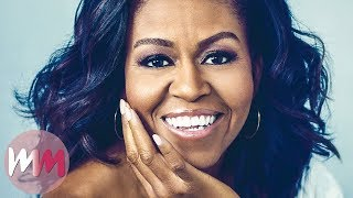 Top 10 Revealing Facts from Michelle Obama