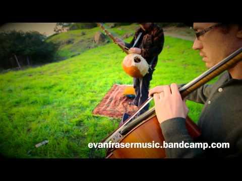 Jam on Hill   Evan Fraser and CelloJoe   Dengue Fever Promo