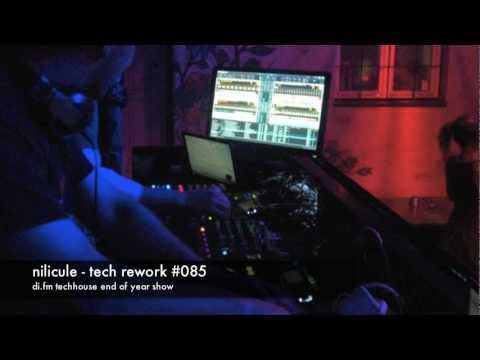 nilicule - tech rework #085 - end of year show