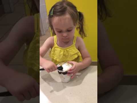 2017 National Ice Cream Day for 2-Year-Old