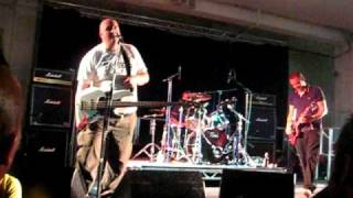 Hard Skin - Two chords two fingers - Live at Rebellion 2010, Blackpool