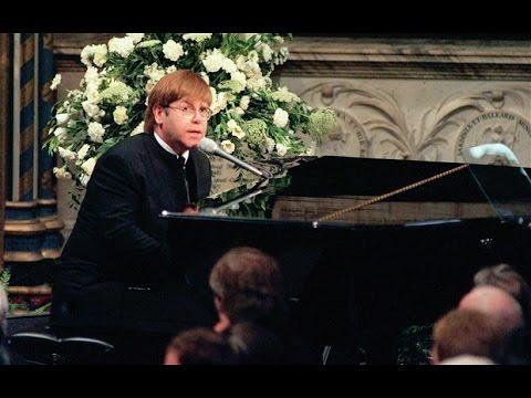 Elton John Goodbye EnglandS Rose