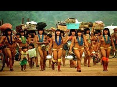National geographic documentary amazon I Tribes Festival Brazil I Full document