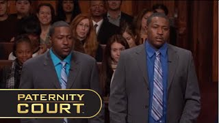 "Siblings Come To ""Paternity Court"" Seeking Answers (Compilation)"