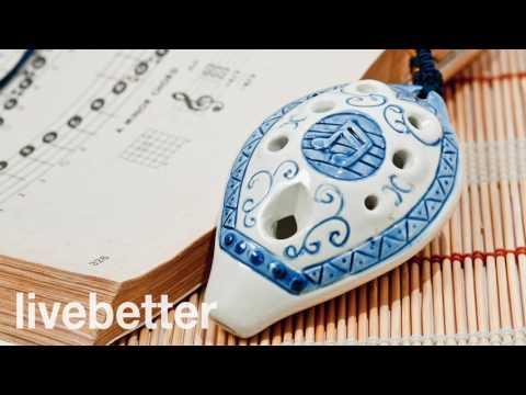Relaxing Ocarina Songs | Peaceful Ocarina Instrumental Music for Relaxation, Study, Sleep