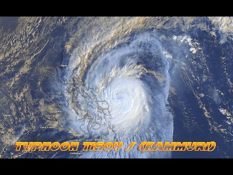 Predicted Super Typhoon Kammuri(Tisoy) - marching Towards The Philippines