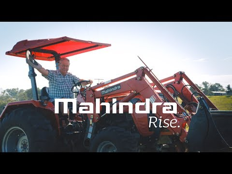 4025 2WD-4WD Series   Mahindra Agriculture