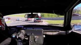 Ring Knutstorp 29/09-13 - Youngtimer Heat 2 - BMW 318ti