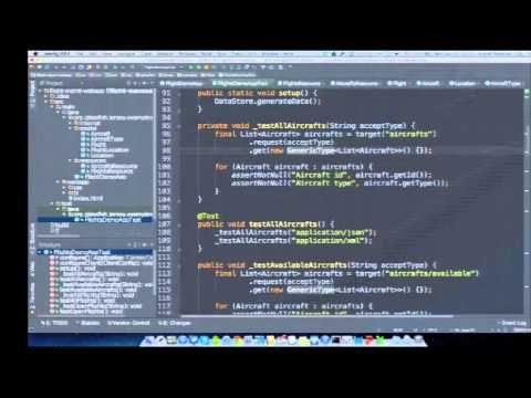 Developing RESTful Web Services in Java