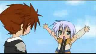Kingdom Hearts Paffendorf Dance(Lucky Star Mix)