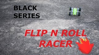 Black Series Flip n Roll Racer Demonstration