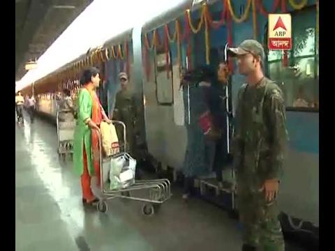 Watch: The Maitree Express between Kolkata and Dhaka will run from today