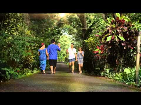 Beautiful Samoa (60 second TVC)