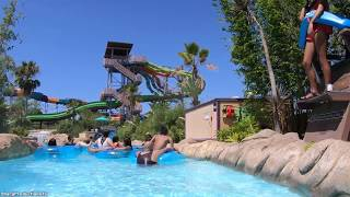 Loggerhead Lane lazy river at Aquatica San Diego