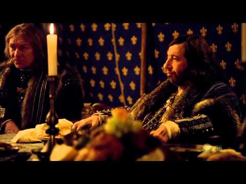 The  Borgias Season 1, Ep 6 - 3 Clips - King of France