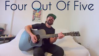 Four Out Of Five - Arctic Monkeys [Acoustic Cover by Joel Goguen]