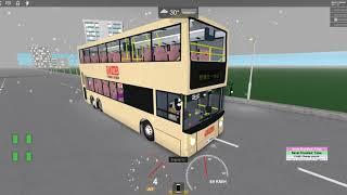 roblox 3 巴士城 HK bus museum station - hong kong fast toll plaza