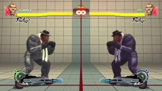 Super Street Fighter 4 - Shadaloo Pack and Classic Pack Alt 3 Costumes