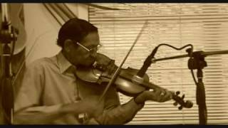 Mr. Calvin Carrier - Creole Fiddler playing Chere Bebe Creole