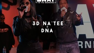 2015 Doomsday Cypher: 3D Na'Tee and DNA | Sway's Universe