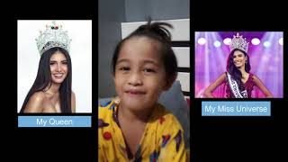 MESSAGE FOR OUR QUEEN MISS RABIYA MATEO